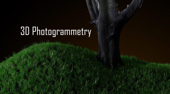 3D Photogrammetry