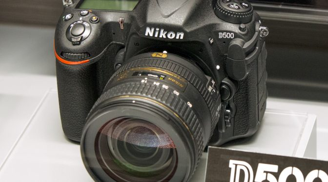 The last DSLR I'll ever need