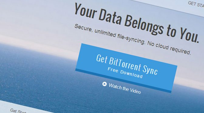 BitTorrent Sync – Making Your Own Cloud