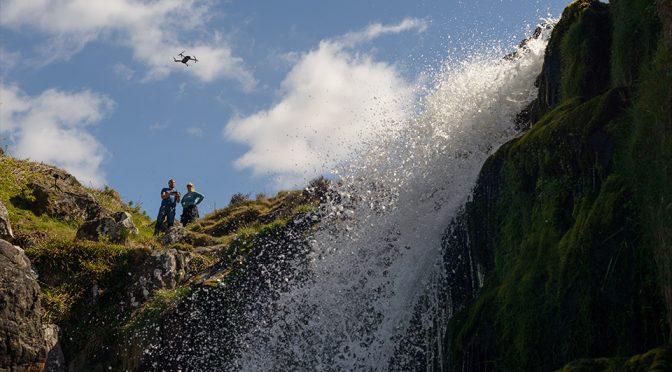 The adventure in Scotland's wilderness begins